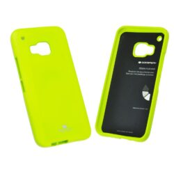 Jelly Case Mercury for Samsung Galaxy S8 Plus lime