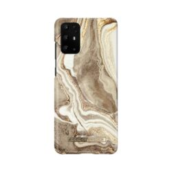 iDeal of Sweden for Samsung S20 PLUS Golden Sand Marble