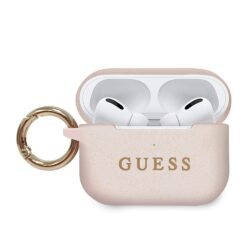 Original  case GUESS GUACAPSILGLLP Apple Airpods Pro pink