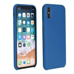 Forcell Silicone Case for SAMSUNG Galaxy S10 Plus dark blue