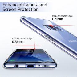 ESR Essential Zero case for do SAMSUNG A80 transparent