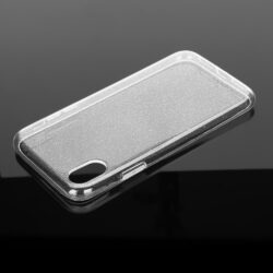 Back Case Ultra Slim 0,5mm GLITTER for  Case SAMSUNG Galaxy S10 transparent