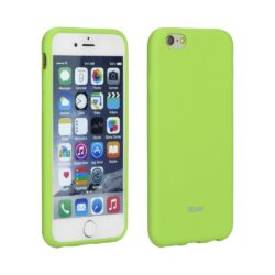Roar Colorful Jelly Case – for Samsung Galaxy NOTE 10 lime
