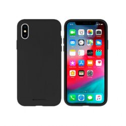 Mercury Silicone case for Samsung Note 10 black