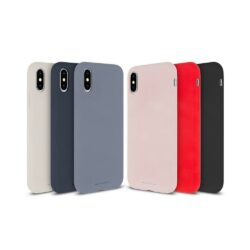 Mercury Silicone case for Samsung S20 PLUS red