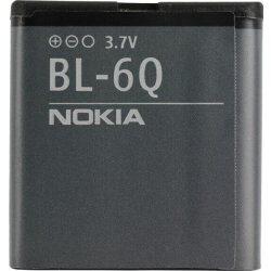 Aku ORG Nokia 6700C 970mAh BL-6Q