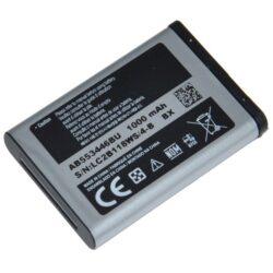 Aku ORG Samsung C3300 1000mAh AB553446BU / X630 / C300 / C3300K / C3520 / B300 / C5212 / E1170 / D520 / B130 / E1200 AB553446BU
