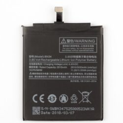 Aku ORG Xiaomi Redmi 5A 2910mAh BN34