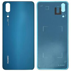 Back cover for Huawei P20 blue ORG