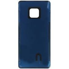 Back cover for Huawei Mate 20 Pro black ORG