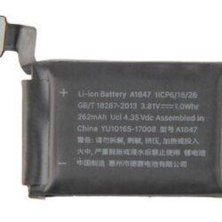 Aku ORG Apple Watch Series 3 38mm GPS 262mAh A1847