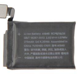 Aku ORG Apple Watch Series 3 38mm GPS+LTE 279mAh A1848