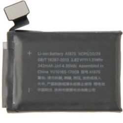 Aku ORG Apple Watch Series 3 42mm GPS 342mAh A1875