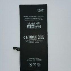 """Aku """"Di-Power"""" Apple iPhone 6 Plus 3550mAh (higher capacity) (Elephant)"""