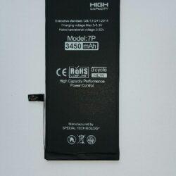 """Battery """"Di-Power"""" Apple iPhone 7 Plus 3450mAh (higher capacity)"""