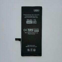"""Battery """"Di-Power"""" Apple iPhone 7 2400mAh (higher capacity)"""