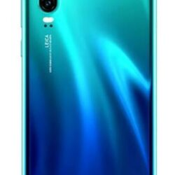 Back cover for Huawei P30 Aurora ORG