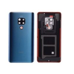 Back cover for Huawei Mate 20 blue (Midnight Blue) original (used Grade B)