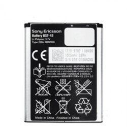 Aku original Sony Ericsson BST-43 WT13i / CK15i / CK13i / U100i / J20i / J10i / J108i 1000mAh (used Grade B)