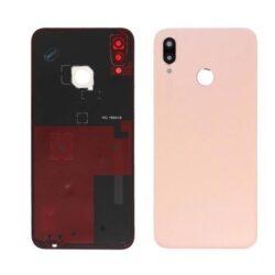 Back cover for Huawei P20 Lite pink (Sakura Pink) original (used Grade C)