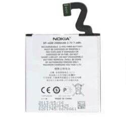Aku ORG Nokia 625 / 920 2000mAh BP-4GW