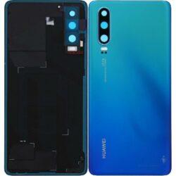 Back cover for Huawei P30 Aurora original (used Grade A)