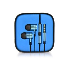 HF Stereo blue box metal MI