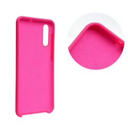 Forcell Silicone Case for SAMSUNG Galaxy A71 hot pink