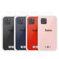 """Case """"Hoco Pure Series"""" Apple iPhone 11 blue"""