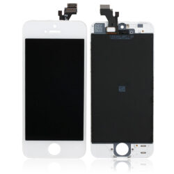 Ekraan iPhone 5 with touch screen white HQ