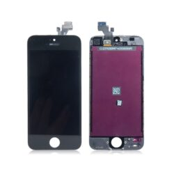 Ekraan iPhone 5 with touch screen black HQ