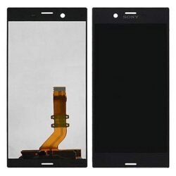 LCD screen Sony F8331 / F8332 Xperia XZ with touch screen black (Refurbished) ORG