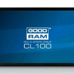 Hard drive SSD GOODRAM CL100 240GB (6.0Gb  /  s) SATAlll 2,5