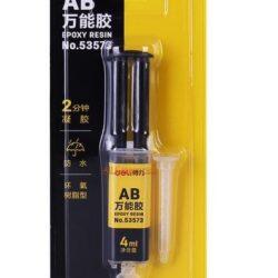 Universal glue Deli Epoxy Resin No. 53573 4ml