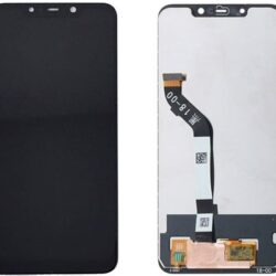 Ekraan Xiaomi F1 Pocophone with touch screen black HQ