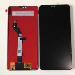 Ekraan Xiaomi Mi 8 Lite with touch screen black HQ
