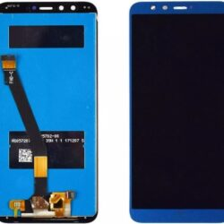 Ekraan Huawei Honor 9 Lite with touch screen blue HQ