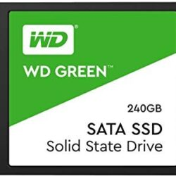 Hard drive SSD WD Green 120GB (6.0Gb  /  s) SATAlll 2,5