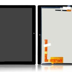 Ekraan Lenovo TAB 10 TB-X104F 10.1 (IdeaTab E10) with touch screen black HQ