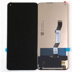 Ekraan Xiaomi Mi 10T / Mi 10T Pro with touch screen black ORG
