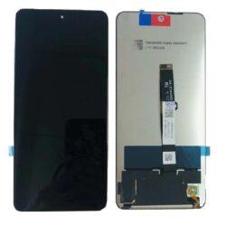 Ekraan Xiaomi Mi 10T Lite with touch screen black ORG