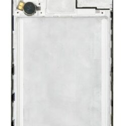 Ekraan Samsung  A315 A31 2020 with touch screen and frame black original (service pack)